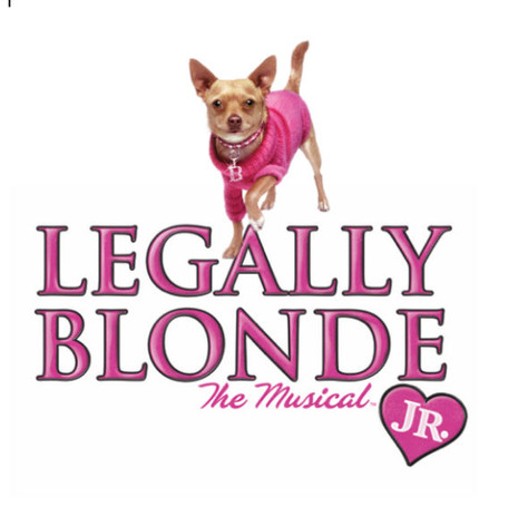 "Audition Sign Ups for ""Legally Blonde Jr""! on SUNDAY, November 24th"