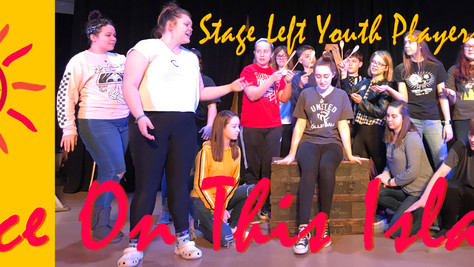 """Stage Left Youth Players' """"Once On This Island"""""""