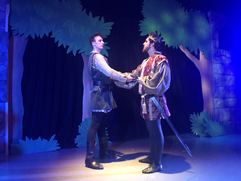 """""""Camelot"""" opens tonight!"""