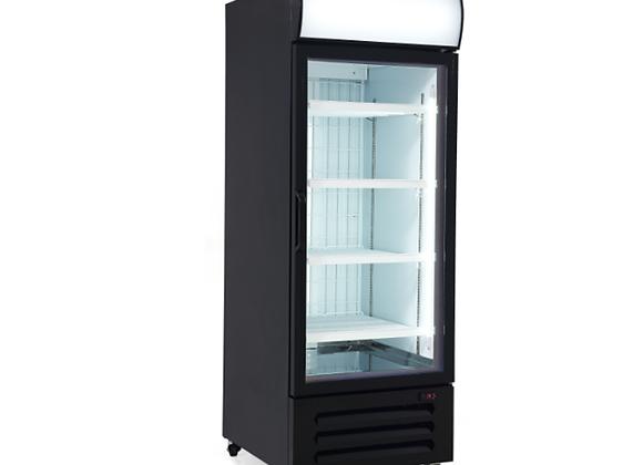 """NSF 27"""" Upright Glass Door Merchandiser Freezer 22 cu.ft NAF-S22"""