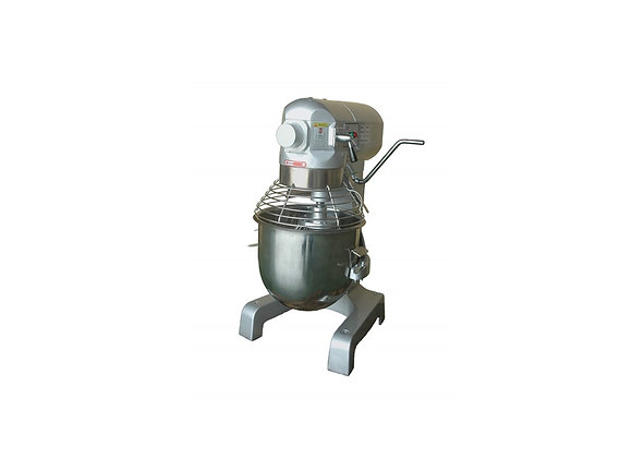 NSF 30 qt. Commercial Planetary Floor Baking Mixer with Guard and Timer-HLM-30B