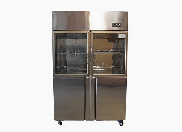 Four Door Refrigerator Freezer Combo - SCD-880B