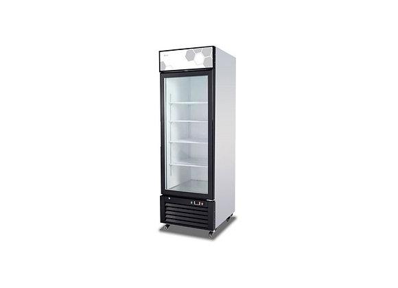 NSF 23 cu/ft Glass Door Merchandiser Freezer -C-23FM