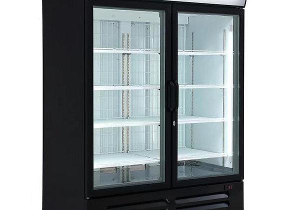 "NSF 54"" Upright Glass Door Merchandiser Freezer 48 cu.ft NAF-D48"