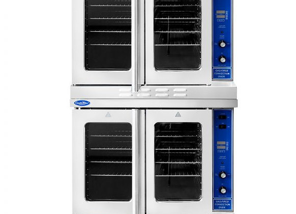 NSF ATCO-513B-2 Gas Convection Ovens (Bakery Depth)