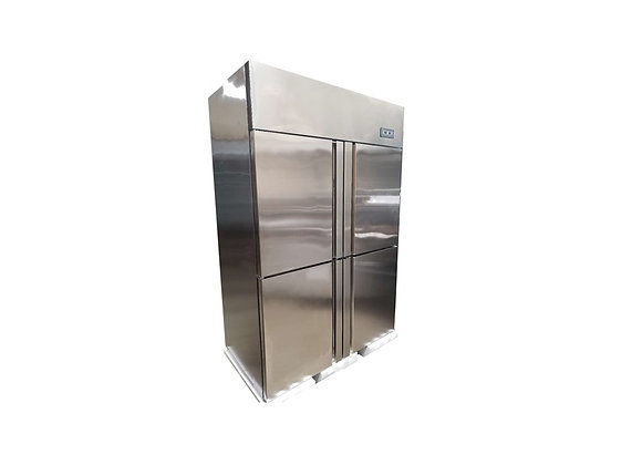 Four Door Stainless Steel Freezer - SCD-880