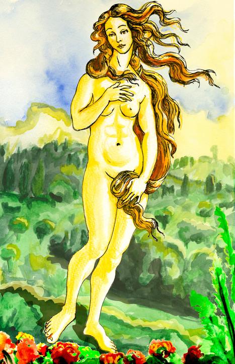 Titan Venus