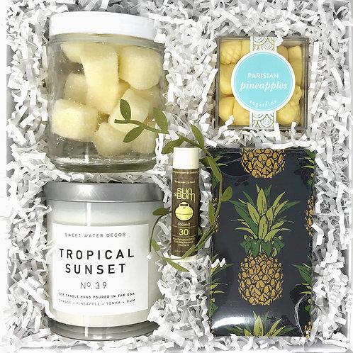 Pineapple Two Ways