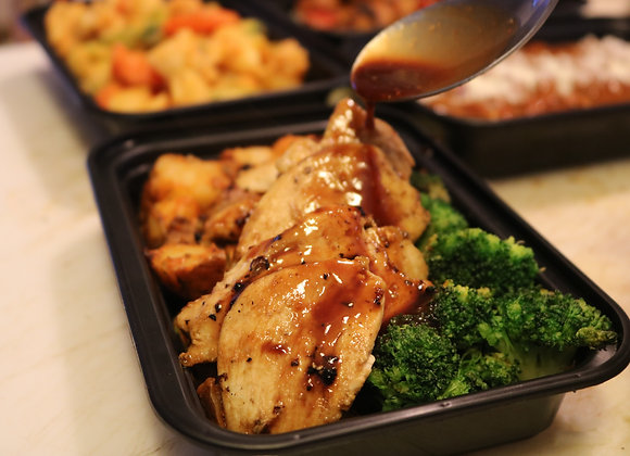 10 meals - Performance plan