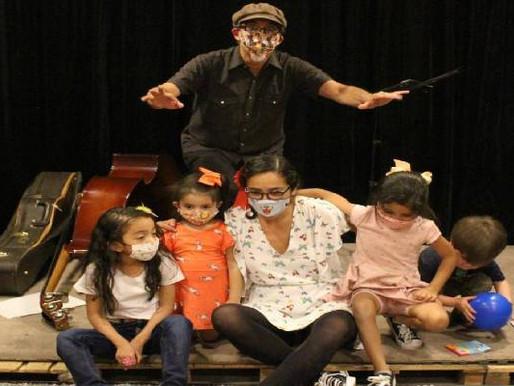 Animalezas Sonoras, fiesta infantil de aprendizaje