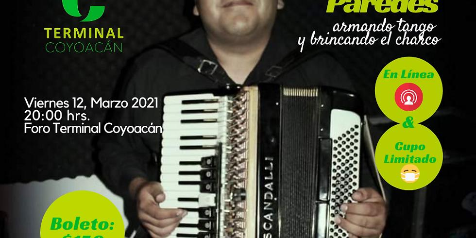 Fernando Paredes. Armando tango y brincando el charco