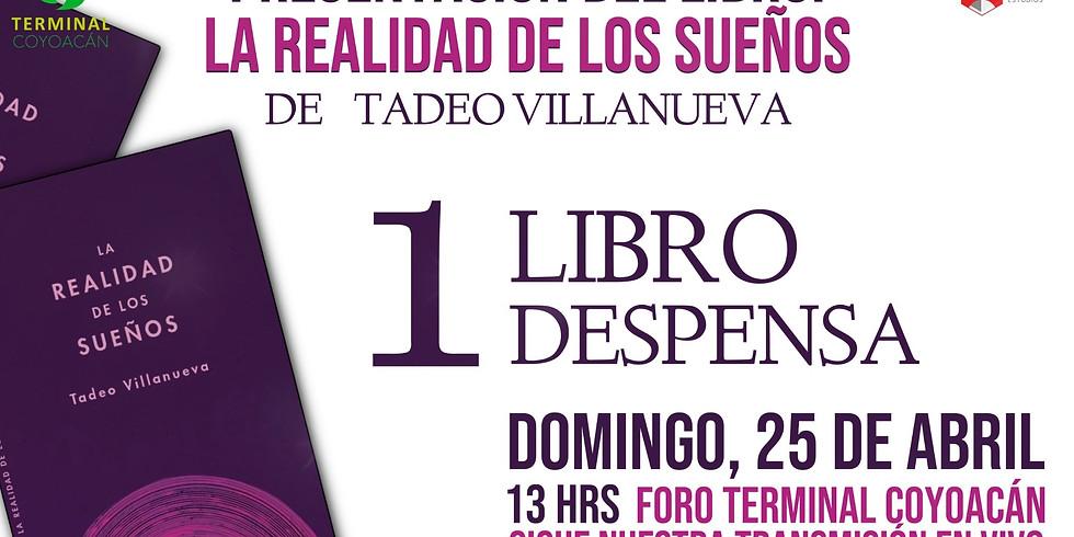 """Presentación libro """"La Realidad de los Sueños""""."""