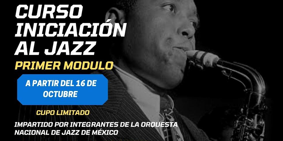 Curso Iniciación al Jazz por la ONJMX