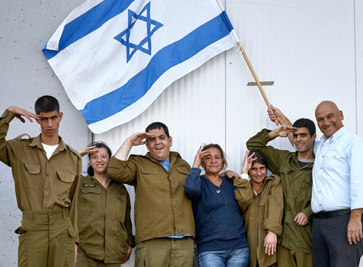 The IDF's Special in Uniform Program for Soldiers with Disabilities is Coming to the US Military