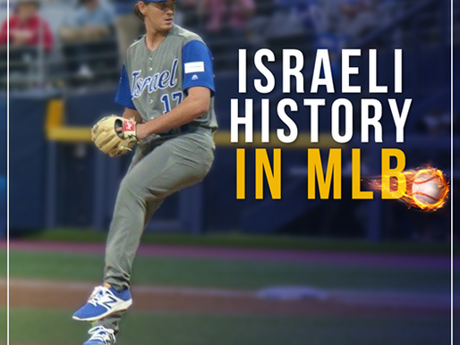 2020: The Year Israelis Took Over Major League Baseball