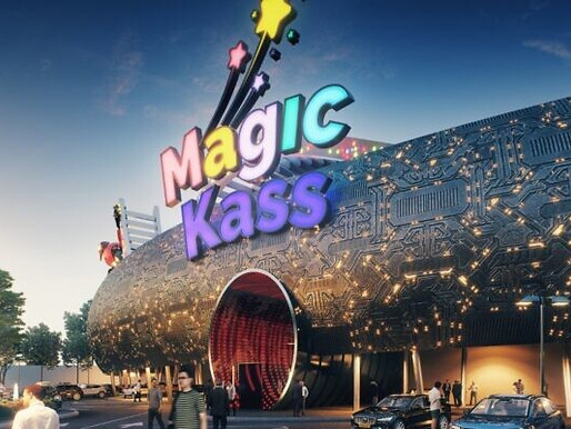 Israel Gets Its Own Las Vegas - Just Without the Casinos...