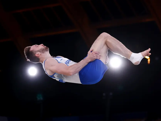 Israel Wins its 2nd-Ever Gold Medal - and Sets a New Record