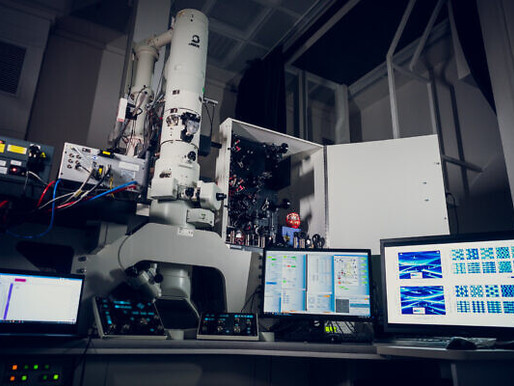 Israel Invents a Quantum Electron Microscope That Takes Video