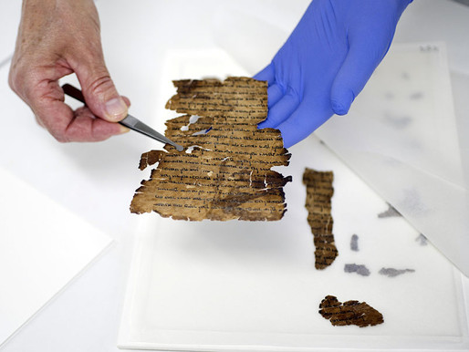 Free Online Series on the Dead Sea Scrolls Starts Sunday
