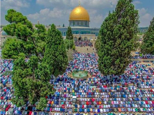 If Nobody is Praying at Al-Aqsa... Is it Still Ramadan?