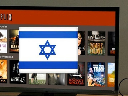 "3 New Streaming Services: ""Israeli,"" ""Jewish"" & ""Kosher"" Netflix"