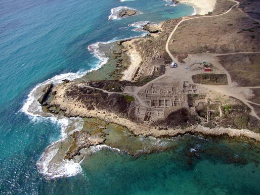 Top 10 Unknown Archaeological Sites in Israel