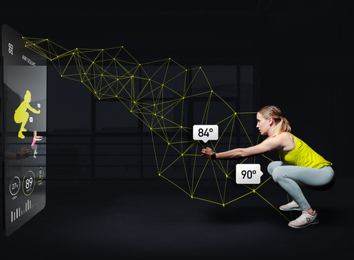 Israeli Sports Tech: AR Virtual Workouts and Soccer Training