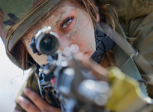 The IDF is Looking at Opening All Positions to Women