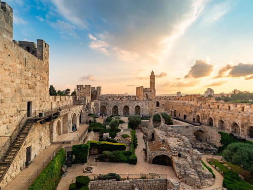 Jerusalem's Tower of David Museum is Undergoing a $40 Million Renovation