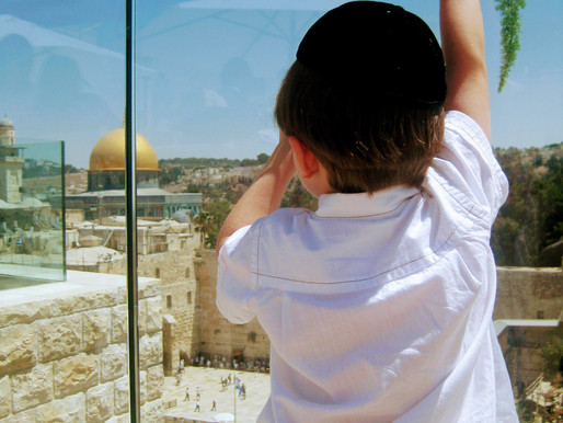 Jerusalem by the Numbers in Honor of Jerusalem Day