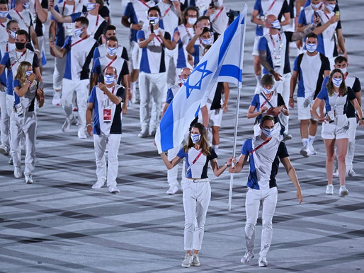 All the Israeli & Jewish Athletes to Watch in the 2021 Olympics