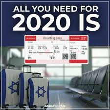 Visitors from 20 Countries Can Enter Israel Without Quarantine