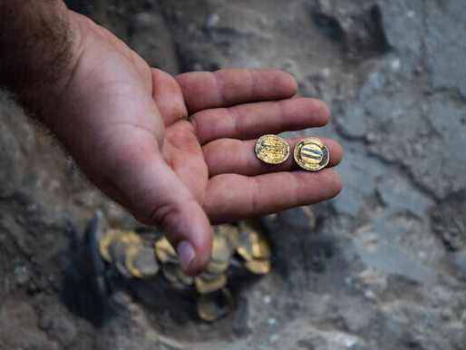 Israel Archaeology Update: 7 New Incredible Finds in August