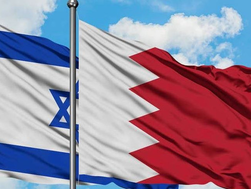 Israel to Sign Peace Deal on Tuesday with the UAE...& Bahrain!