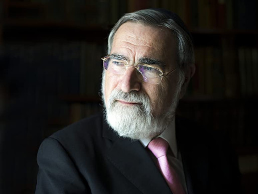 The Greatest Rabbi/Ethicist of Our Times Has Passed Away
