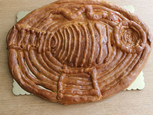 Bake the Bread of the Seven Heavens for Shavuot