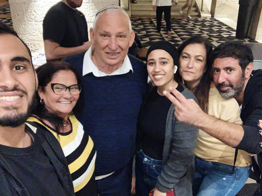 Hotel Corona: Where Israelis, Palestinians, Religious and Secular Live Together