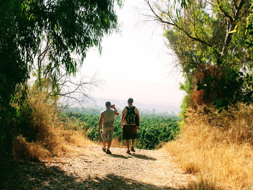 Your Guide to Hiking (and Trail Markers) in Israel