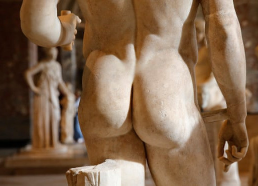 Museums Compete for Statue with the Best Bum