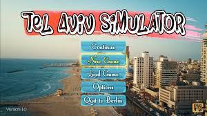 Tel Aviv The Video Game