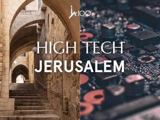 Jerusalem - City of Hi-Tech? Wait.... What?
