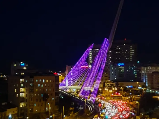 The Jerusalem Chords Bridge is the New Light from Zion
