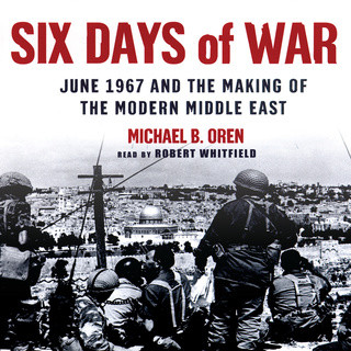 Michael Oren on Zoom - The 6-Day War @ 130PM EST Today
