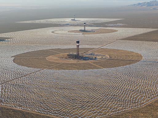 Israel's Going Green: New Renewable Energy Target Set