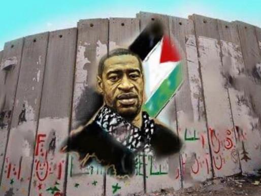 BDS /Anti-Israel Activists Hijack George Floyd's Story
