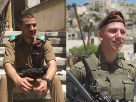 An Amazing Story of Arab Muslim Twins in an IDF Combat Unit