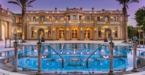 Peek Inside a $20 Million Mansion For Sale in Caesarea