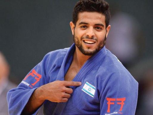 Interview with an Israeli World Champion Judoka