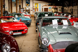 Classic car restoration services uk