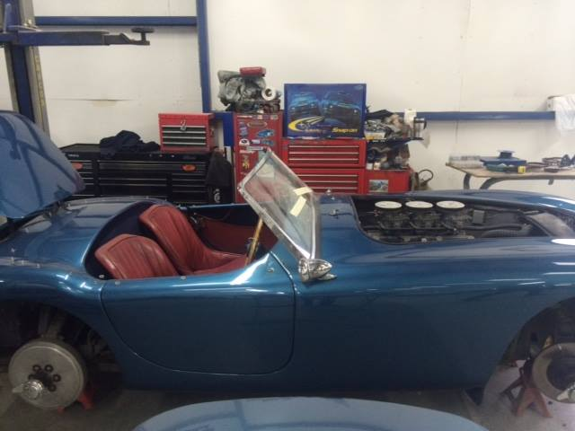 Classic car restorations